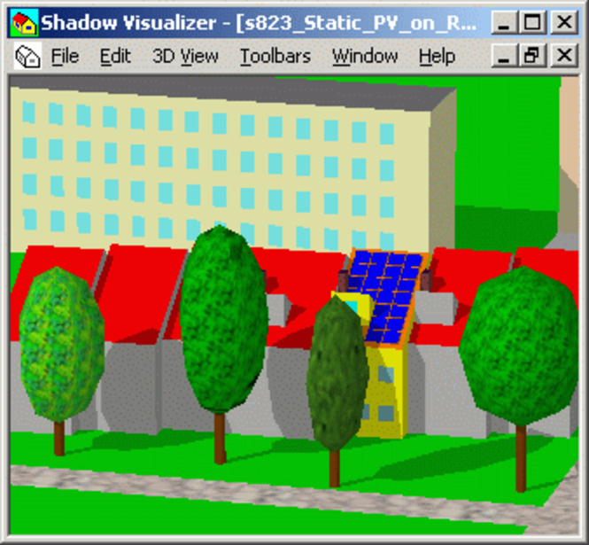 Shadow Visualizer Screenshot