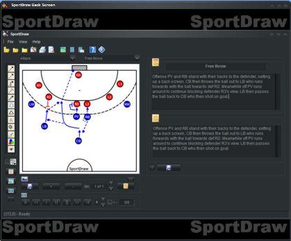 Sport Office BasketBall Screenshot 2