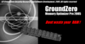 GroundZero RAM Optimizer Pro 2005 1
