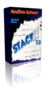 Stackz Flashcard Organizer - Standard Edition 1