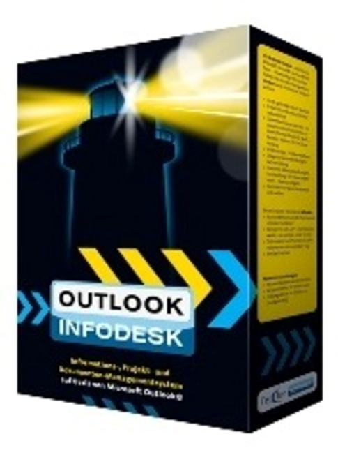 Outlook Infodesk Screenshot