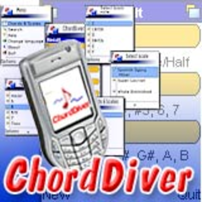 ChordDiver Screenshot