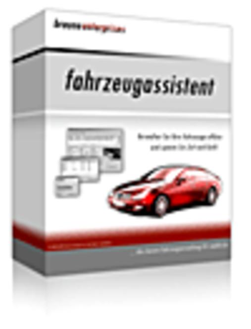 Fahrzeugassistent (Lizenzschlüssel & CD) Screenshot