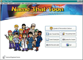 Name-That-Toon Personalized Cartoons 1