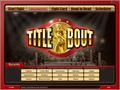 Title Bout Championship Boxing 1