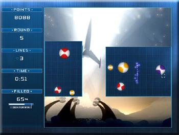 Jezzball Ultimate Screenshot