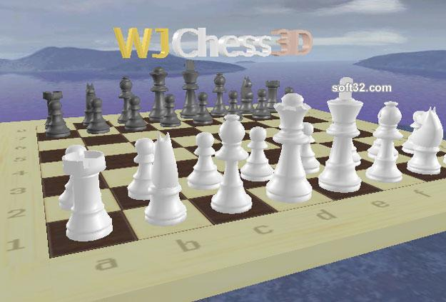 WJChess 3D Screenshot 3