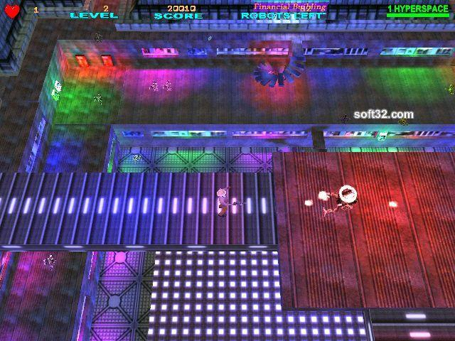 Robot Invasion Screenshot 3