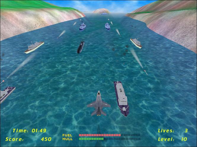 River Raider 2 Screenshot