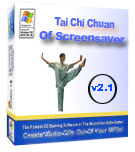 42 Tai Chi Screensaver Screenshot 1