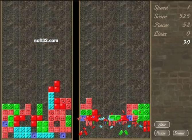 Tet-a-Tetris Screenshot 2