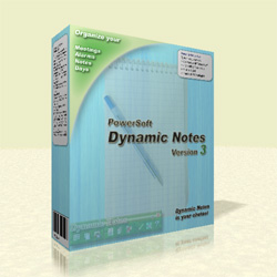 Dynamic Notes Screenshot