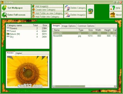 Izbushka Wallpaper Organizer Screenshot 3