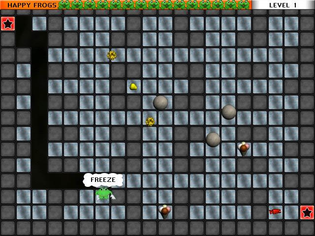 Ignazio The Frog (Mac) Screenshot