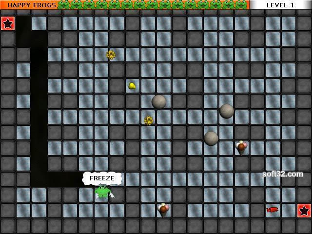 Ignazio The Frog (Mac) Screenshot 3