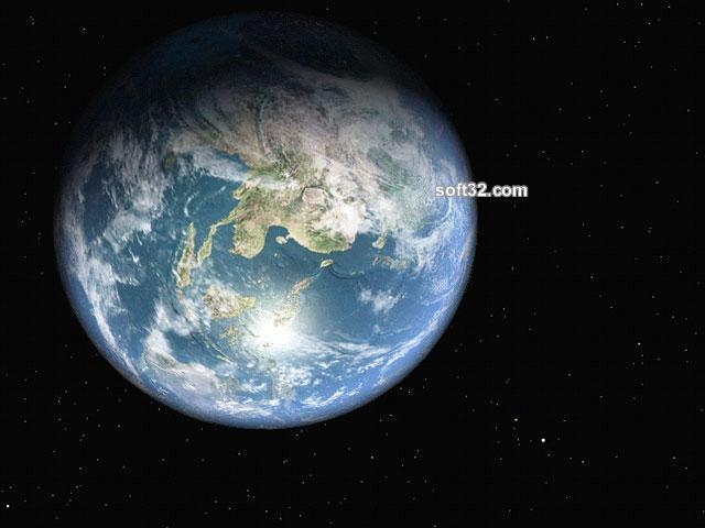 Earth 3D Space Tour Screenshot 3