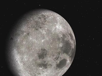 Moon 3D Space Tour Screenshot