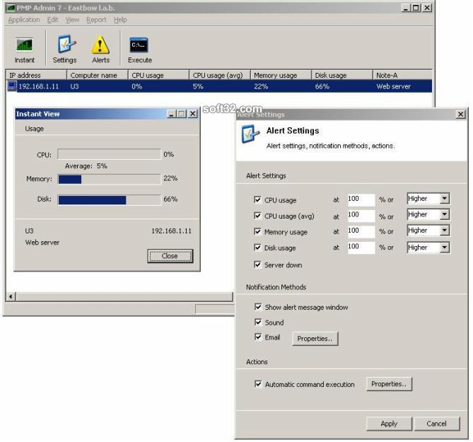 PMP Screenshot 3