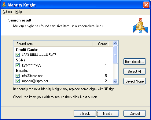 Identity Knight Screenshot 1