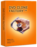 DVD Clone Factory Screenshot