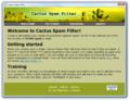 Cactus Spam Filter 1