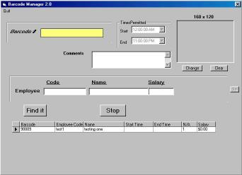 TrackerPro Screenshot