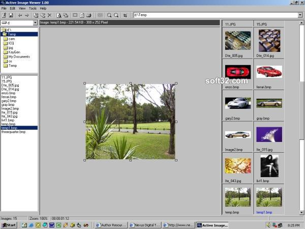 Active Image Viewer Screenshot 2