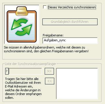 OLTaskSync Screenshot 1