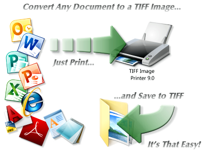 TIFF Image Printer Screenshot 1