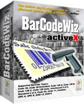 BarCodeWiz Barcode ActiveX Control Screenshot 1