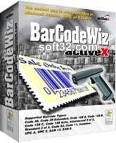 BarCodeWiz Barcode ActiveX Control Screenshot 2
