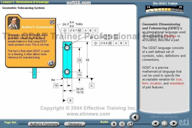 The GD&T Trainer: Professional Edition Screenshot 3