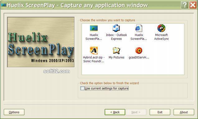 Huelix ScreenPlay Screen Recorder Screenshot 3