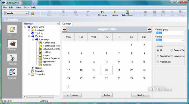 Check&Drive Screenshot 3