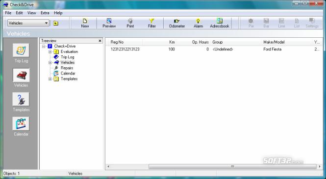 Check&Drive Screenshot 5