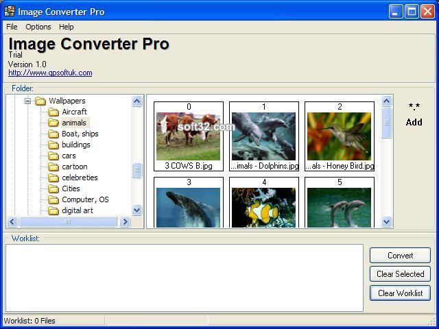 Image Converter Pro Screenshot 2