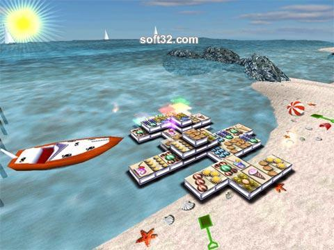 3D Magic Mahjongg Holidays Screenshot 2