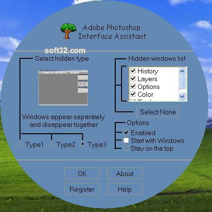 Photoshop Interface Assistant Screenshot 3