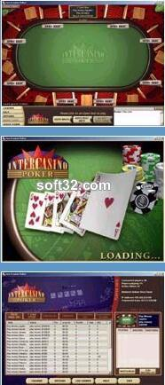 InterCasinoPoker Screenshot