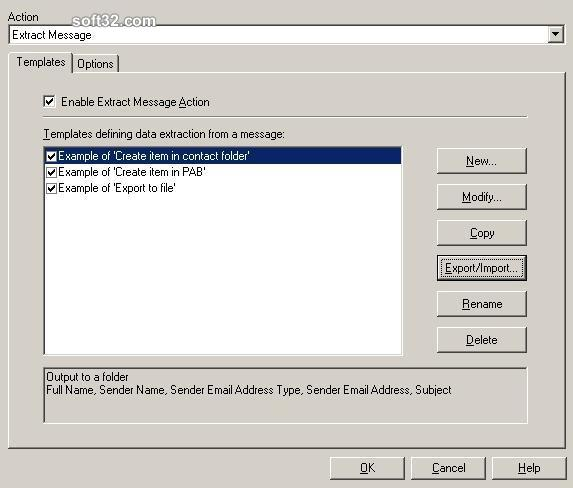 Extract Message for Outlook Screenshot 3