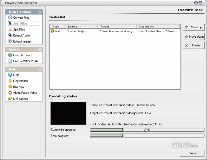 Power Video Converter Screenshot 4