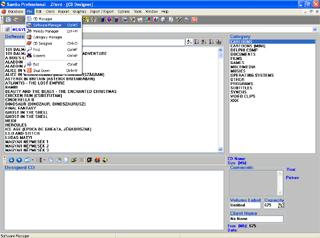 Samba Professional Screenshot 1