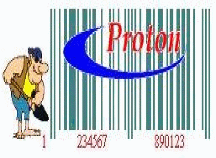 Proton Barcode Wizard Screenshot