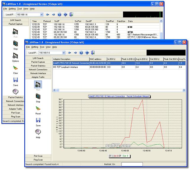 LANView Screenshot 2