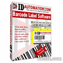 IDAutomation Barcode Label Software Screenshot 3