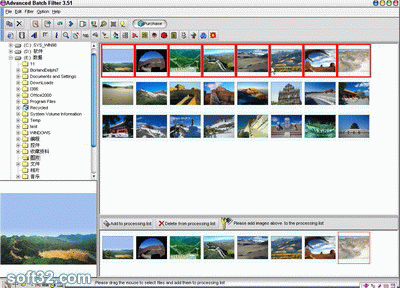 Advanced Batch Filter Screenshot 3