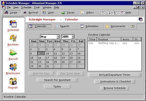 Attendant Manager Screenshot 3