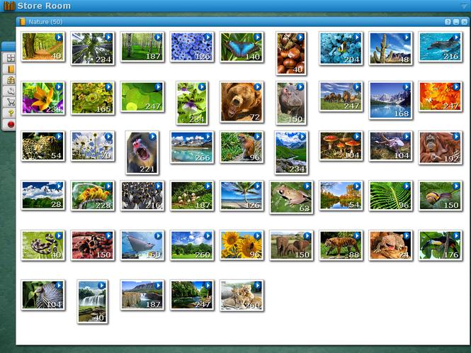 Jigs@w Puzzle Nature Screenshot 1