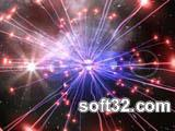 Space Plasma 3D Screensaver Screenshot 2