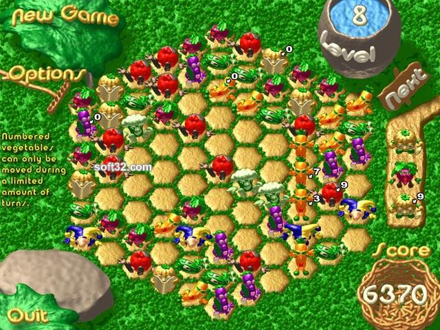 WildSnake Puzzle: Harvest Lines Screenshot 2